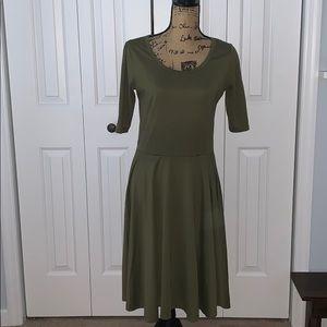 Women's LuLaRoe Nicole Dress